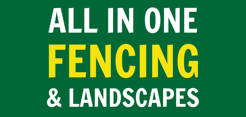 Garden fencing in Menston, Guiseley and across West Yorkshire
